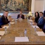 Sheikh Abdullah meets Portuguese counterpart