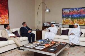 FM receives UN Special Envoy for Yemen