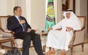 GCC Sec-Gen, UN Yemen envoy discuss Yemen