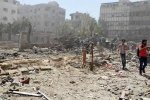 OIC condemns Duma massacre in Damascus suburb