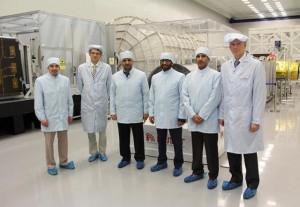 UAE Space Agency, Belarus discuss cooperation