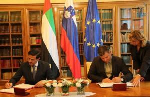 UAE, Slovenia sign civil aviation agreement