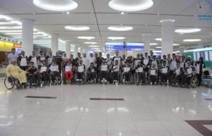 UAE partakes in 2015 IWAS World Games