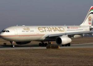 Etihad Airways receives award for humanitarian efforts