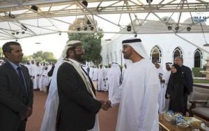 Sheikh Mohamed bin Zayed receives chiefs of Yemeni tribes