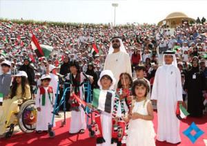 UAE celebrates Flag Day