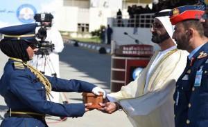PM attends ceremony at Khalifa bin Zayed Air College