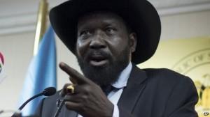 President creates 28 new states: S. Sudan