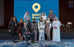 Quest Arabiya TV channel goes live