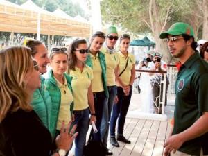 Sheikha Fatima Ladies Endurance Cup race held