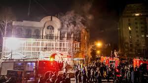 Saudi Arabia condemns Iran on violence