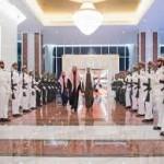 Sheikh Mohamed bin Zayed receives Saudi Deputy CP