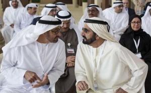 UAE Post Oil Retreat Future Economy held