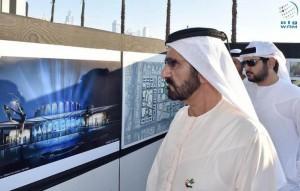 PM visits City Walk Dubai