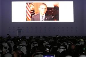 President Obama addresses World Govt Summit