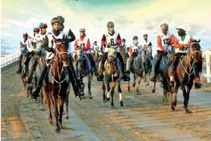 President of UAE Endurance Cup held