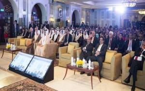 Sheikh Hamed participates in India Investment Summit