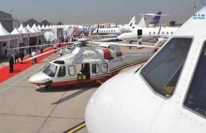 Abu Dhabi Aviation and Aerospace Week held
