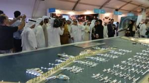 PM visits Dubai International Boats Show 2016