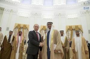 UAE-Russia ties discussed