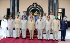 HM King hails Bahraini-Egyptian military cooperation
