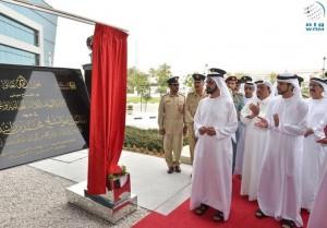 PM opens new headquarters of Dubai police's Dept