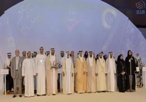 Winners of Khalifa Award for Education honoured