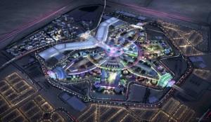 Master plan for Expo 2020 Dubai unveiled
