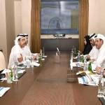 Sheikh Abdullah chairs EHRC's meeting