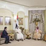 UAE-Jordan fraternal ties discussed