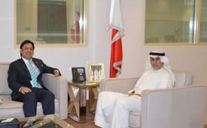 Pakistan, Bahrain to expand economic ties