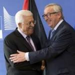 Palestinian leader meets European Parliament president
