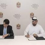 UAE partners with WEF