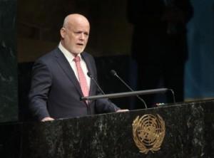 UN elects Fiji ambassador to top UNGA post