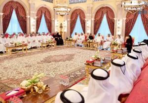 PM receives UAE ambassadors, FNC Speaker