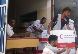 ERC sends food assistance to Abyan, Yemen