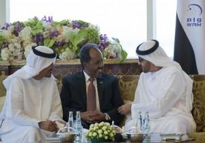 Sheikh Mohamed bin Zayed receives Somali President
