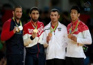 UAE wins Olympic Bronze in Judo