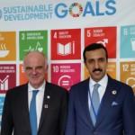 Foreign Undersecretary meets UN Special Adviser