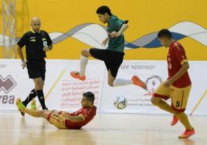 Khalid bin Hamad Youth Centres Futsal League semi-finals