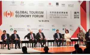 BACA participates in Global Tourism Economy Forum
