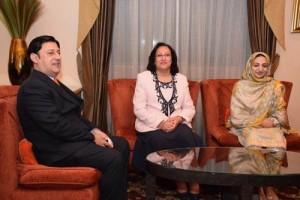 Bahrain-Pakistan health cooperation discussed
