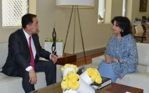 Bahrain-South Korean cultural cooperation discussed