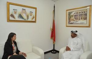 Bahraini-British parliamentary cooperation discussed