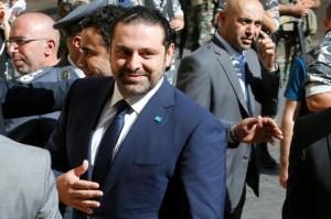 Al-Hariri named new prime minister of Lebanon
