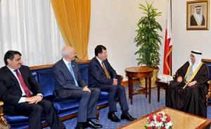 Deputy Premier receives RCSI delegation