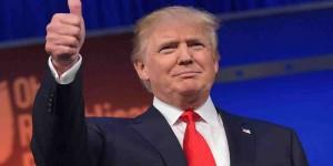 Donald J. Trump becomes 45th US President