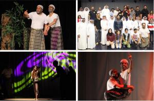 Khalid bin Hamad Theatre Award festival ends