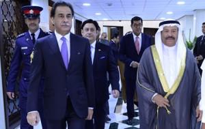Pakistan's solidarity stances praised