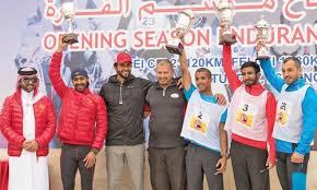 Royal Endurance Team announced as 'Best Arab Team'